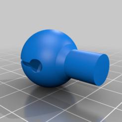 plug_pacman.png Download free STL file Plug for corals • 3D printable model, alexbayle3