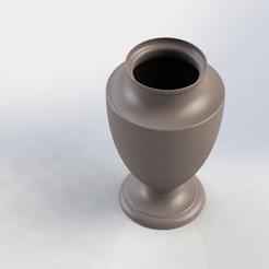 Download 3D printer designs Vase, IM3D