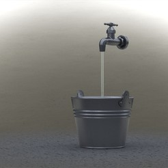 Imprimir en 3D Canilla Magica, IM3D