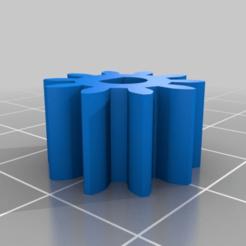 15140a46ec15cde454af6958c8311dfc.png Download free STL file XL cup motor sprocket • Model to 3D print, latriplec