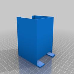 comdon_dispenser_1.png Download free STL file Condom dispenser/ Dispensador preservativos • Design to 3D print, latriplec