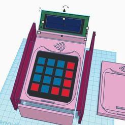 Arduboard_User_Interface.JPG Télécharger fichier STL gratuit Module d'interface utilisateur Arduboard • Modèle pour imprimante 3D, latriplec