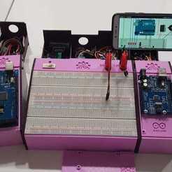 fa349e69-ebbe-465f-b2d6-889f5f4ea448.jpg Télécharger fichier STL gratuit Support modulaire pour tableau d'affichage / tableau d'affichage • Modèle imprimable en 3D, latriplec
