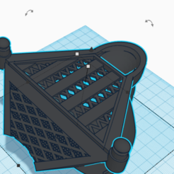 Darth_Vader_mask.PNG Télécharger fichier STL gratuit Dark Vador Mask - Covid 19 • Design imprimable en 3D, latriplec