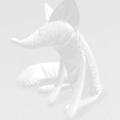 Download 3D printing models Stuffed fox, hesshookr