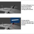 3D printing model Hawker Tempest V WW2 Fighter Plane, Aeropunk3d