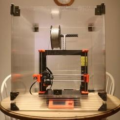 IMG_1613-2.jpg Télécharger fichier STL Cabinet d'imprimante 3D / Boîtier • Modèle à imprimer en 3D, Aeropunk3d