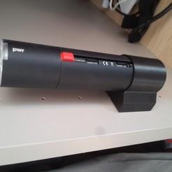 Descargar archivos 3D gratis Soporte de la lámpara, jhau