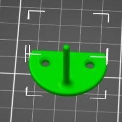 support sac.JPG Télécharger fichier STL gratuit support sac bag holder • Objet pour impression 3D, jhau