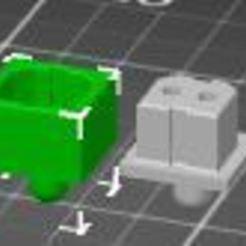 harting.JPG Download STL file cap for harting plug • 3D print model, jhau
