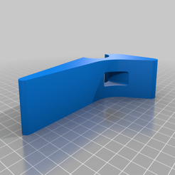 Download free 3D printing files Holding clamp for metric bolts (8 and 10mm), MrFuzzyF