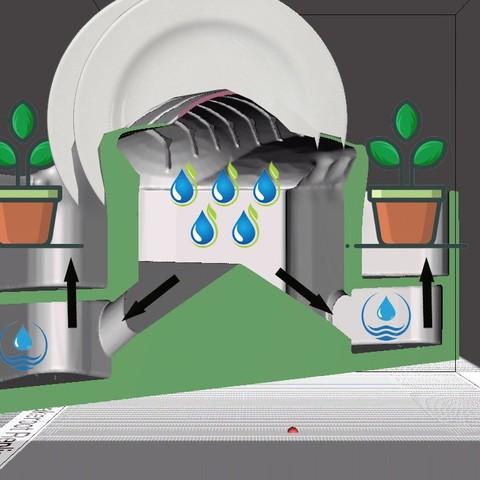 Télécharger plan imprimante 3D gatuit Porte-assiettes Cuisine, tridymexicoprints