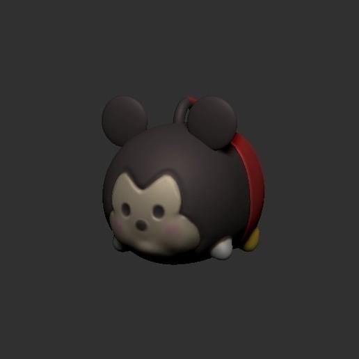 Download 3D printer files Tsum Tsum , LittleFriend