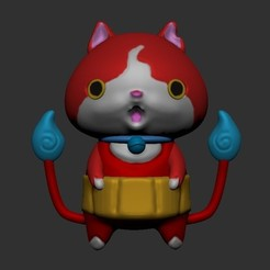 Télécharger fichier 3D Montre Yo Kai, LittleFriend