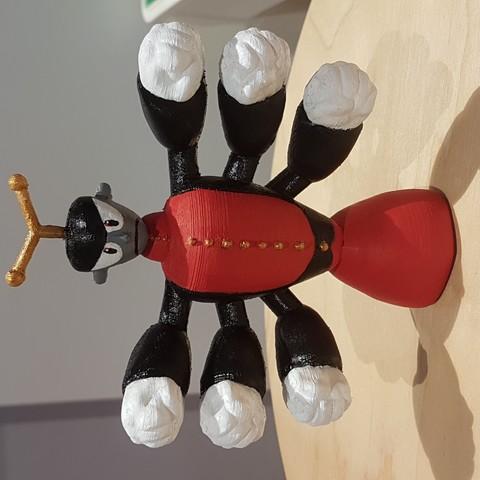 Télécharger fichier 3D Astro Boy North #2 Plus grand robot au monde, LittleFriend
