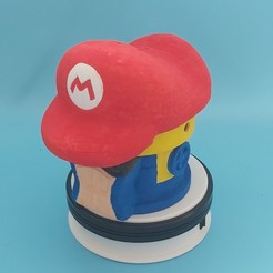 Descargar modelos 3D Google Home Carcasa Mini Mario Hut, LittleFriend