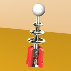 Download free STL Red Alert Soviet Tesla Coil 紅色警戒蘇聯軍電塔, Trunkey