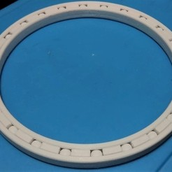 Imprimir en 3D 175mm Big Ring Bearing 大環培林, Trunkey