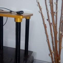 Diseños 3D Trunkey 創吉藝 Porterage Infinito 無限搬運 mesa de centro teapoy, Trunkey