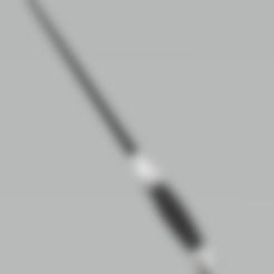Télécharger modèle 3D Baguette de Malefoy Narcissa, ilkerizgi