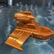 Download 3D printing designs TubToys : Boats, IR_Blinx