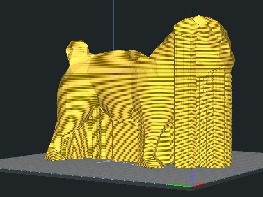 Screen_Shot_2019-05-17_at_6.49.34_PM.png Download free STL file Low Poly Pug Pot / Pen Holder • Design to 3D print, hyliancoder