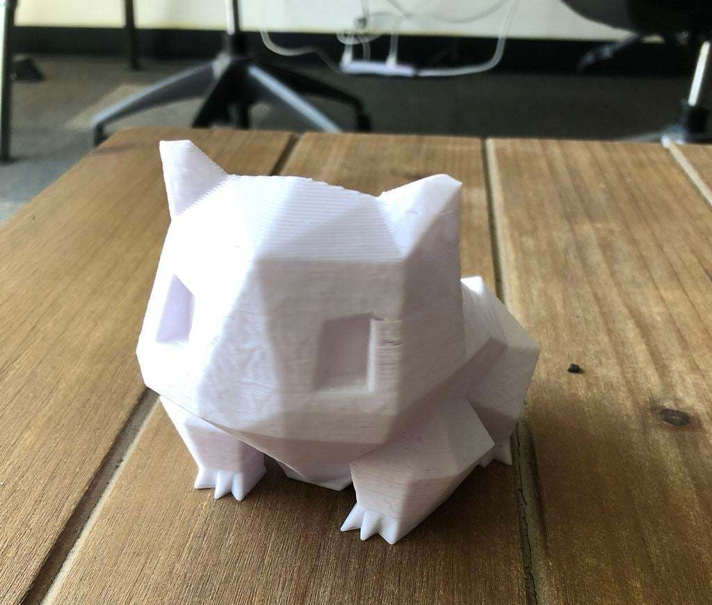 IMG_4671.jpg Download free STL file Low Poly Bulbasaur Switch Cartridge Case • 3D printable object, hyliancoder