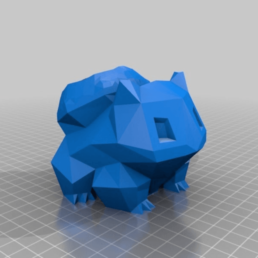 775b7000b1d131d616b408947c2bc0a5.png Download free STL file Low Poly Bulbasaur Switch Cartridge Case • 3D printable object, hyliancoder