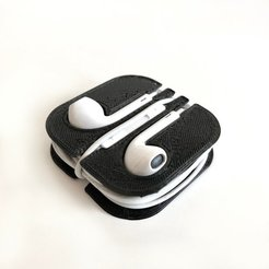 Descargar modelo 3D Apple EarPods Case, ilanchame