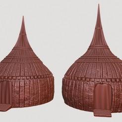Download 3D printer files Mandalorian Krill Farm, UyA