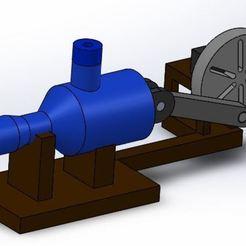 imagen1.JPG Télécharger fichier STL gratuit Compresseur d'air • Objet à imprimer en 3D, Garmknight