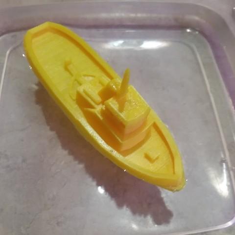 Free 3D model Tug, pboldrey57