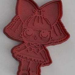 Download 3D printer files Lol Glitter Queen, dpacienza