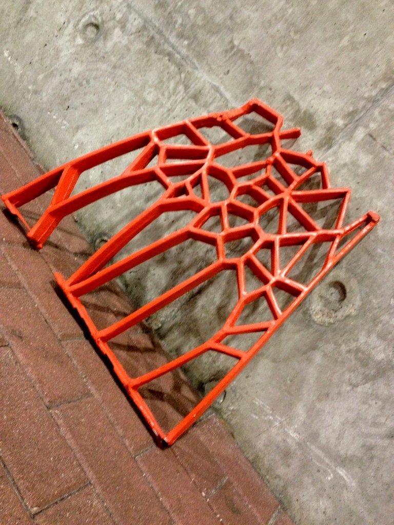 molded_display_large.jpg Télécharger fichier STL gratuit Arche de Voronoi • Plan pour impression 3D, Jeyill3