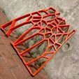 molded_display_large.jpg Download free STL file Voronoi Arch • 3D printing model, Jeyill3