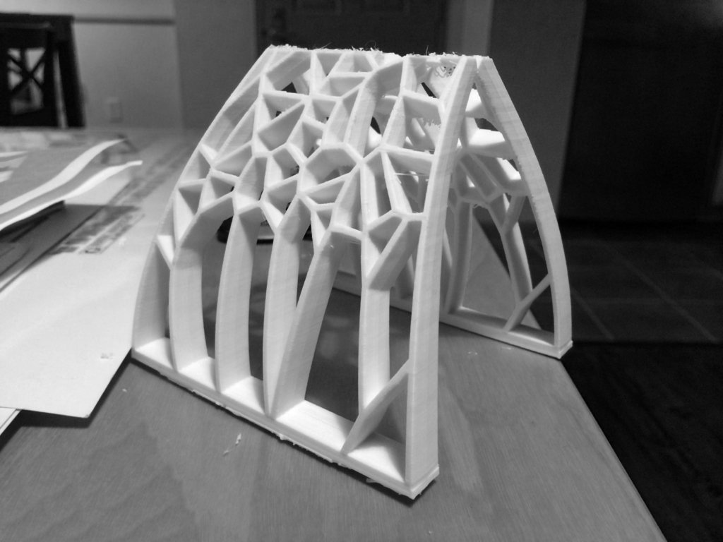photo-2_display_large.jpg Télécharger fichier STL gratuit Arche de Voronoi • Plan pour impression 3D, Jeyill3
