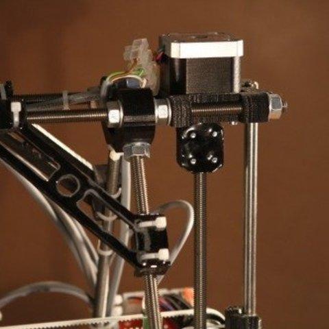 Zcoupling-closeup-web_display_large.jpg Download free STL file BetaPrusa 3D printer kits • 3D printable template, Steedrick