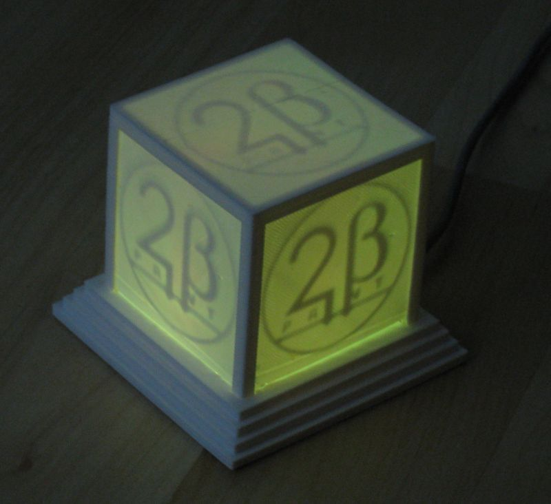 logo_cube_yellow_display_large_display_large.jpg Download free STL file Glowing Logo Cube • 3D print object, Steedrick