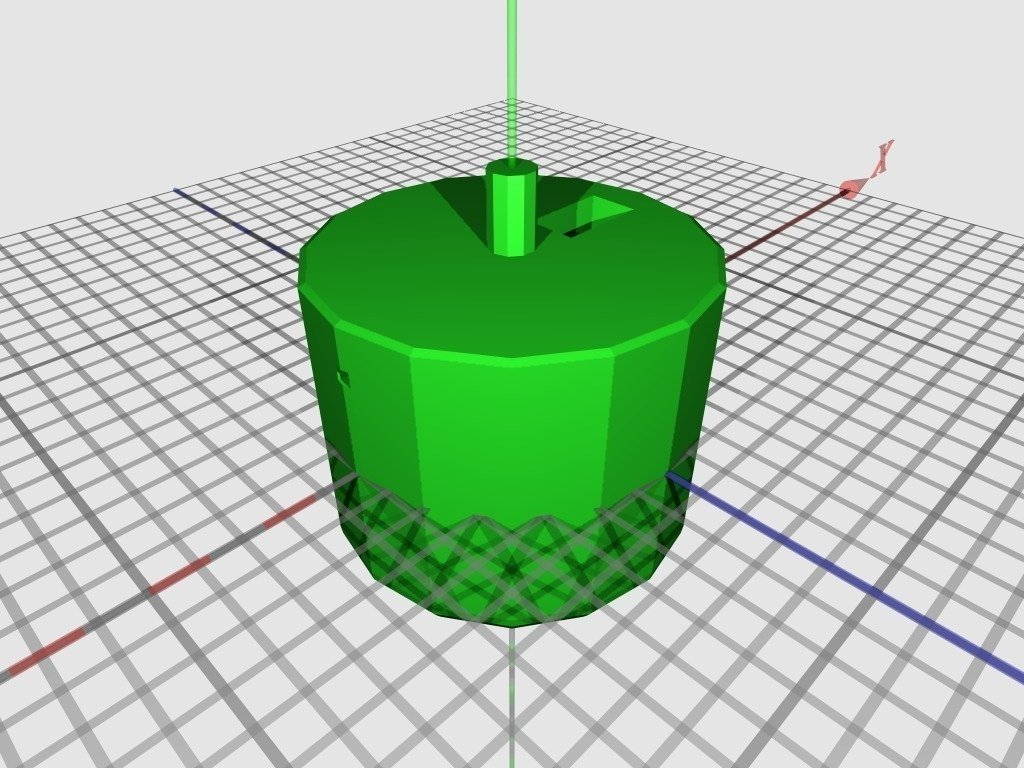 android_body_top2_display_large_display_large.jpg Download free STL file Glowing Lovable Google Android! • 3D print object, Steedrick