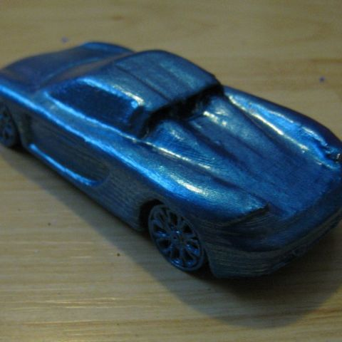 Télécharger fichier impression 3D gratuit Porsche Carrera GT, Steedrick