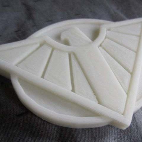Télécharger fichier imprimante 3D gratuit Wonder Woman : Bombshell ! Boucle de ceinture Cosplay, Steedrick