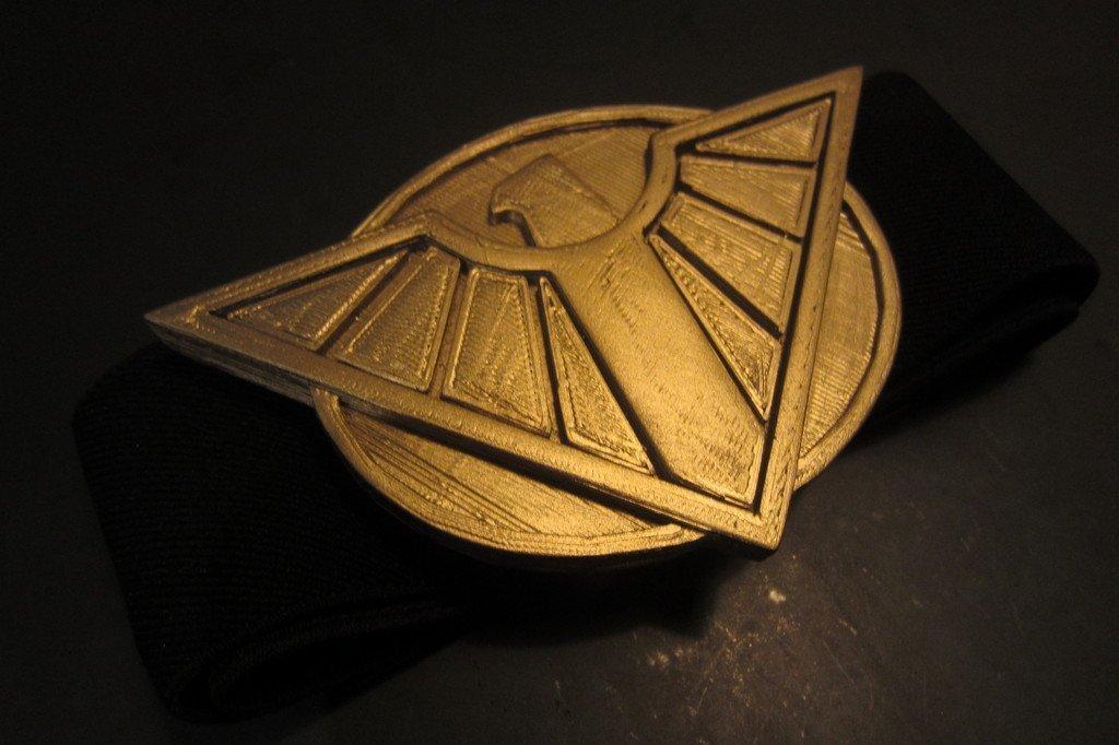 IMG_1446_display_large.jpg Télécharger fichier STL gratuit Wonder Woman : Bombshell ! Boucle de ceinture Cosplay • Modèle pour imprimante 3D, Steedrick