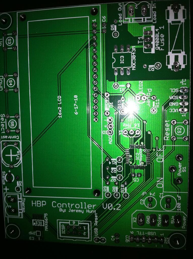 HBP_Controller_3_display_large_display_large.jpg Download free STL file Heated Build Platform Controller V0.2 • 3D printable object, Steedrick
