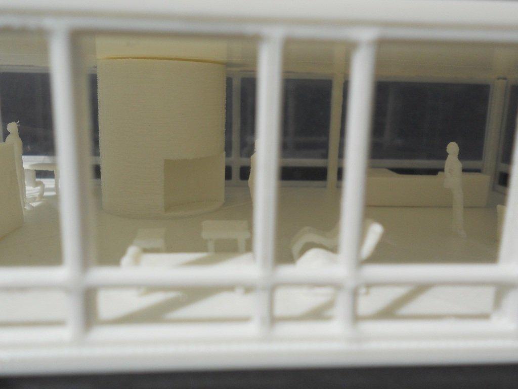 DSCN3186_display_large.jpg Télécharger fichier STL gratuit MAISON DE VERRE - PHILLIP JOHNSON • Modèle imprimable en 3D, Steedrick