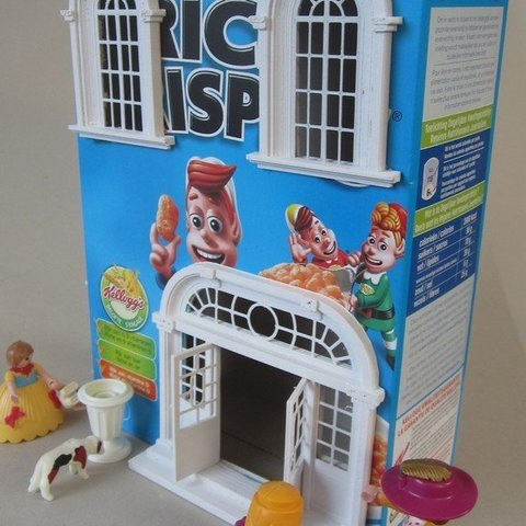 IMG_5347_display_large.jpg Download free STL file Cereal box, Baroque house • Model to 3D print, Steedrick