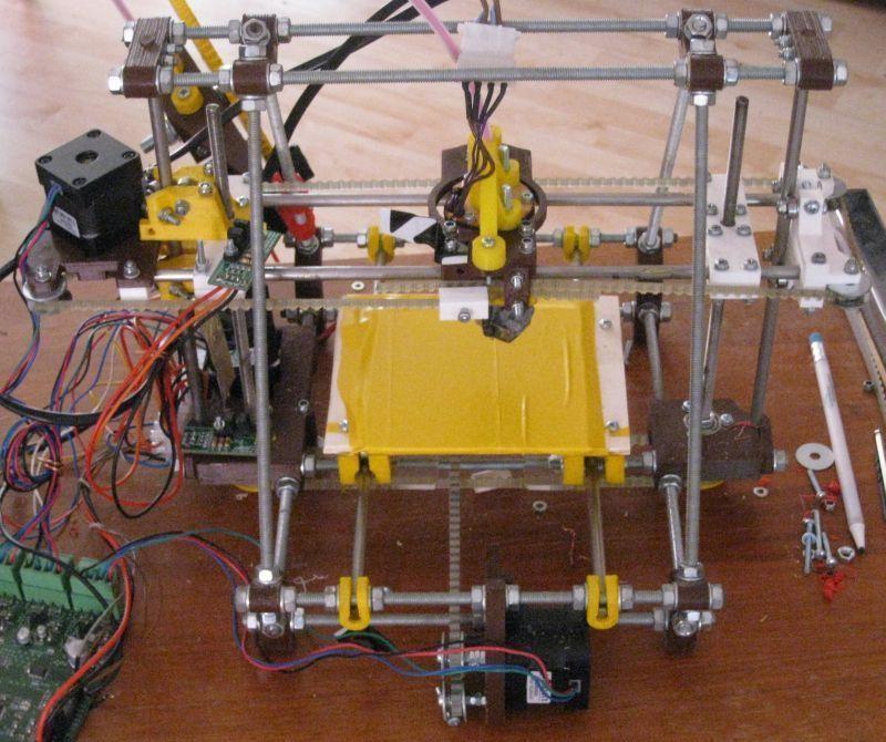 huxley_wide_carriage1_display_large_display_large.jpg Télécharger fichier STL gratuit Huxley chariot large für Arcol.hu Hot-end • Plan à imprimer en 3D, Steedrick