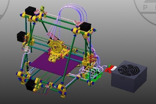 BetaPrusaStandardDigital-web_display_large.jpg Download free STL file BetaPrusa 3D printer kits • 3D printable template, Steedrick