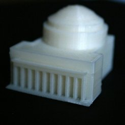 Free 3D printer model MIT Building 10 (Great Dome), Steedrick