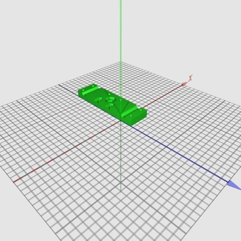 XAxis-ZNutRetainer2-1v4-wide_display_large_display_large.jpg Télécharger fichier STL gratuit Huxley chariot large für Arcol.hu Hot-end • Plan à imprimer en 3D, Steedrick