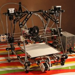 Free STL file BetaPrusa 3D printer kits, Steedrick
